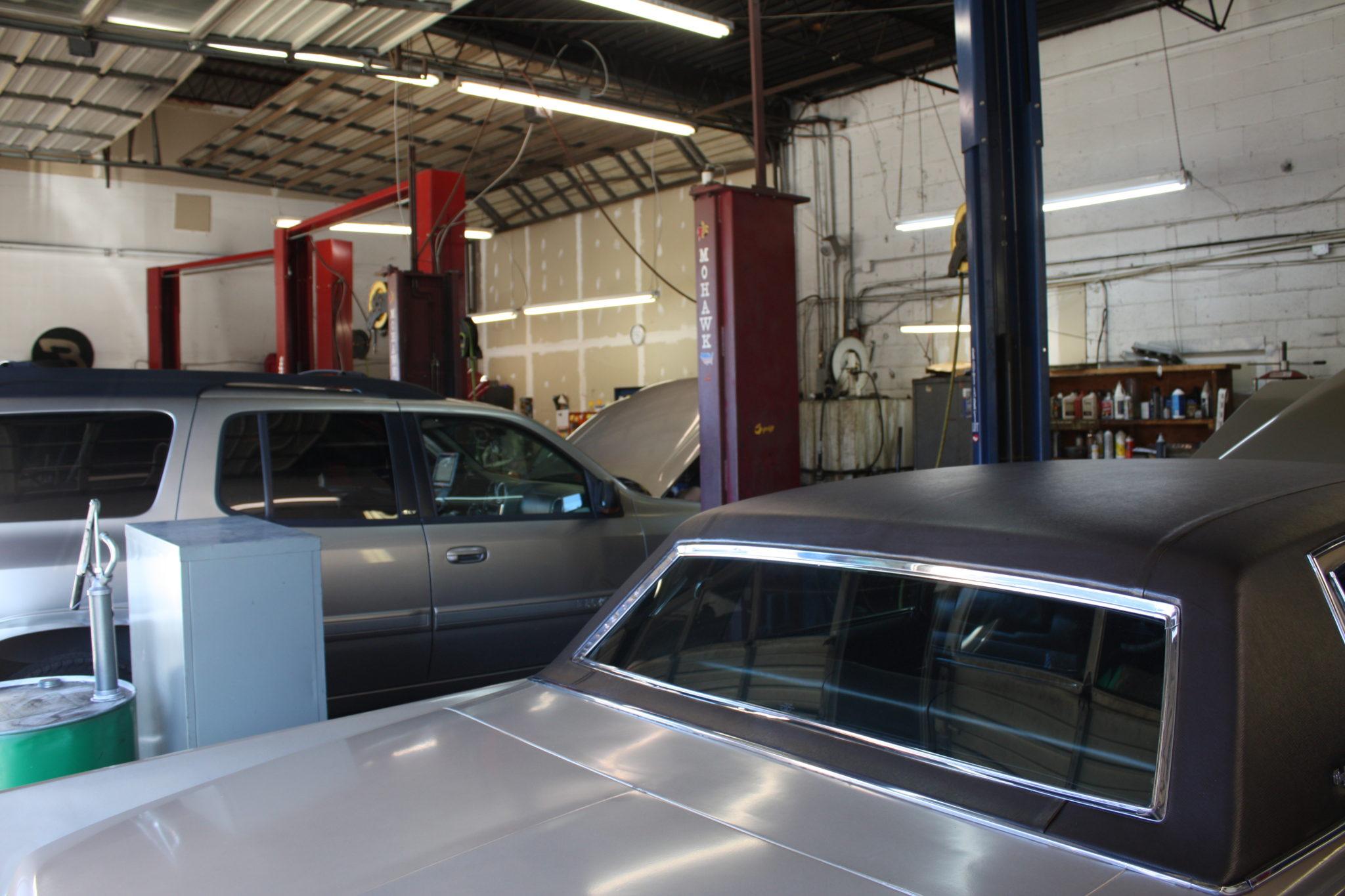 Auto repair shop near me Duluth GA